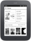 NOOK® Simple Touch eReader main view
