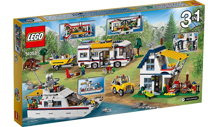 Lego Creator Vacation Getaways 31052 Kids George