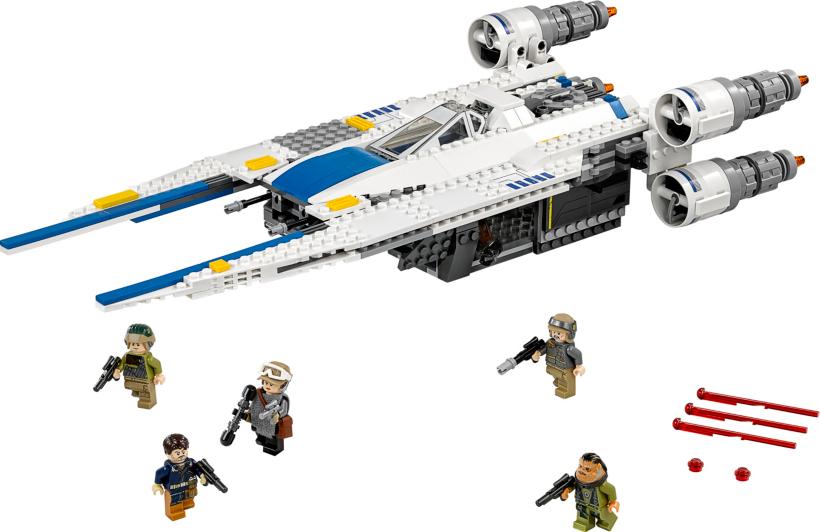 LEGO Star Wars - Rebel U-wing Fighter - 75155 | Kids ...