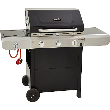 charbroil performance 3 burner tru infra red grill bbqs. Black Bedroom Furniture Sets. Home Design Ideas