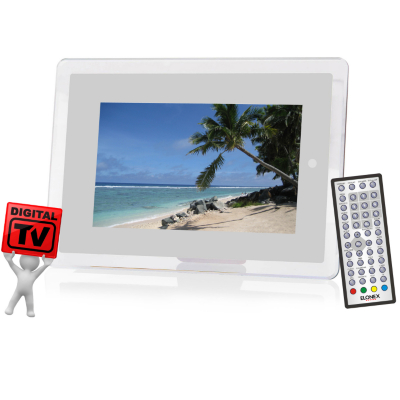 Digital Freeview TV Photo Frame