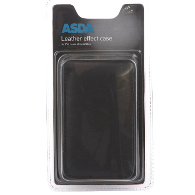 Asda Leather Effect Case for iPod Classic