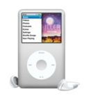 Apple iPod Classic Silver - 160GB