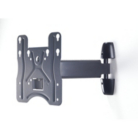 Troy Single Arm Full Motion Bracket for up to 37ins Flat Screen TV's