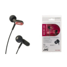 JVC Micro HD Headphones - Red