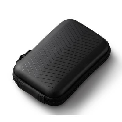 Sleek Black Compact Camera Case, Black