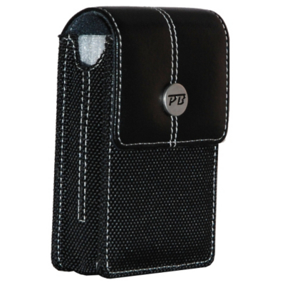 Bags Oberon Half Leather Black Compact