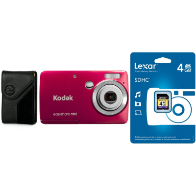 EasyShare Mini M200 Digital Camera Kit inc