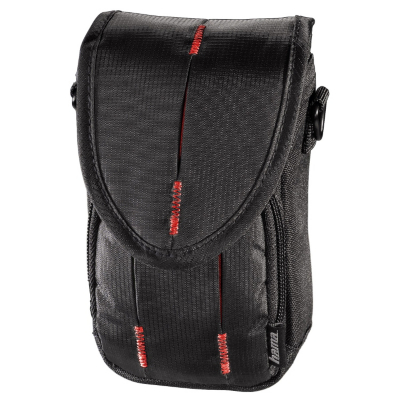 Canberra 90L Camera Bag - Black and Red,