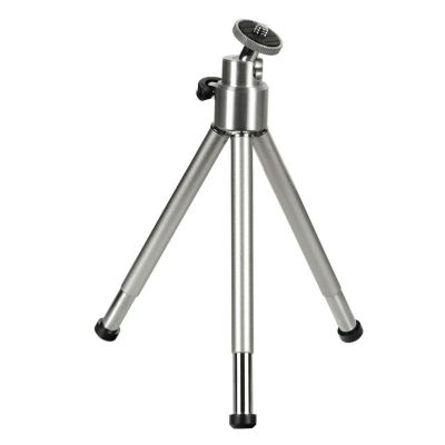 Ball Mini Tripod L - Silver, Silver 00004009