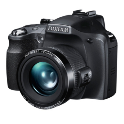 Film FinePix SL240 Digital Camera - Black,