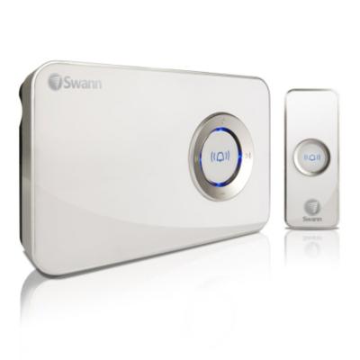MP3 DJ Doorbell, Silver DC840B