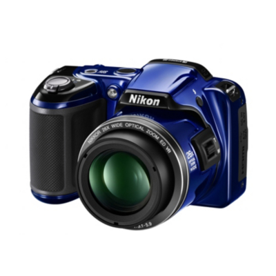Coolpix L810 Bridge Digital Camera Blue