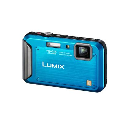 DMC-FT20 Camera Blue 16MP 4xZoom