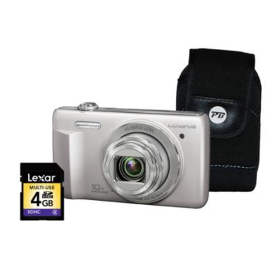 VR-340 Smart 3D Silver Camera Kit inc