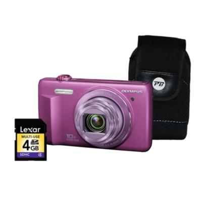 VR-340 Smart 3D Purple Camera Kit inc
