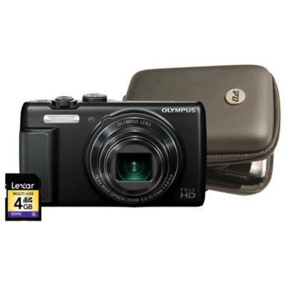SH-21 3D Black Camera Kit inc Case and