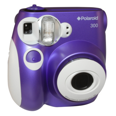 PIC300 Instant Digital Camera - Purple,