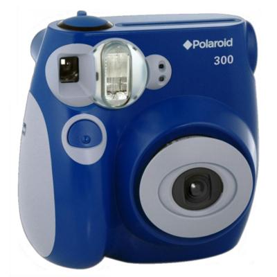 PIC300 Instant Digital Camera - Blue,