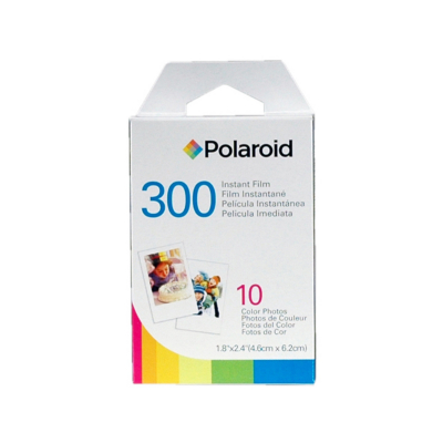 PIC300 Instant Photo Film - 10 Pack