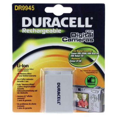 DR9945 Camera Battery, White R0000DPZN5