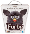 New 2012 Furby - Black main view