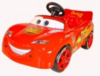 Lightning McQueen - Pedal Powered Car main view