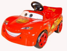 Lightning McQueen - Pedal Powered Car