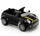 Mini Cooper S Pedal Powered Car - 622620