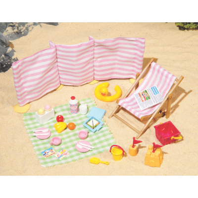 Sylvanian Families Beach Picnic