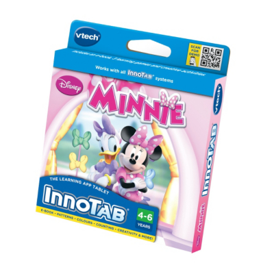 Vtech Innotab Minnie Mouse Learning Software