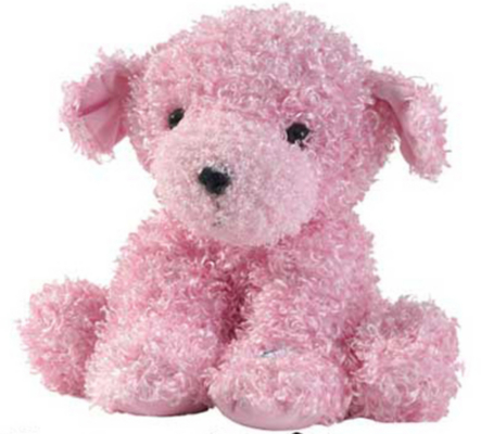 Gloe Dog - Light Up Soft Toy
