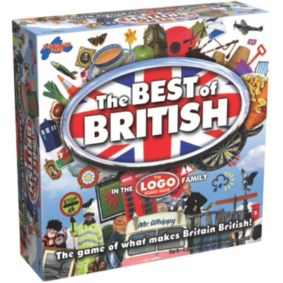 Best of British Board Game - 1220 1220