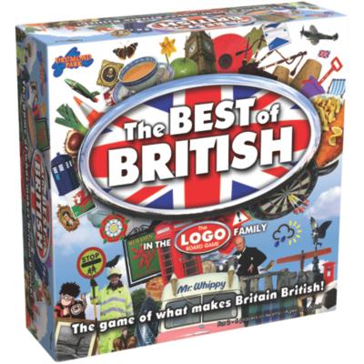 Drumond Park Best of British Board Game - 1220 1220