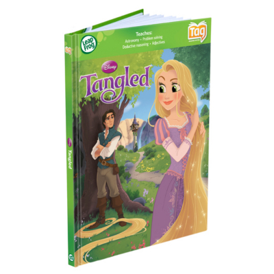 Tag Activity Storybook Tangled: