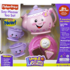 Fisher Price Say Please Tea Set - N7121