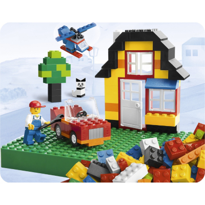 - My First LEGO Set 5932 - CLICK FOR MORE INFORMATION