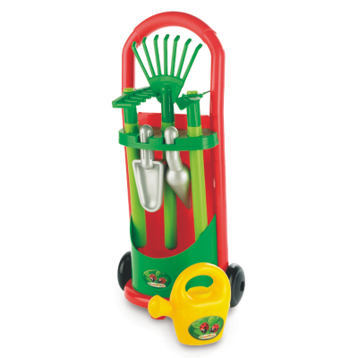 Kids Garden Trolley Tool Set E339