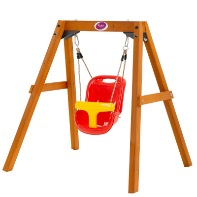 Wooden Baby Swing 27438