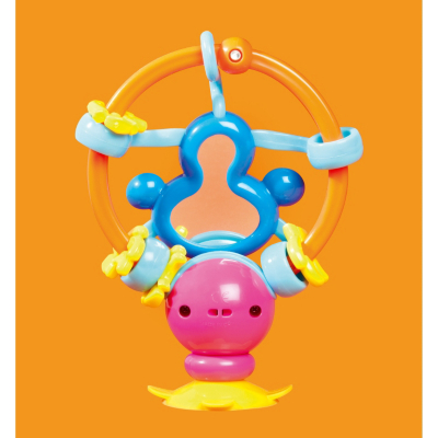 Funky Monkey Highchair Toy