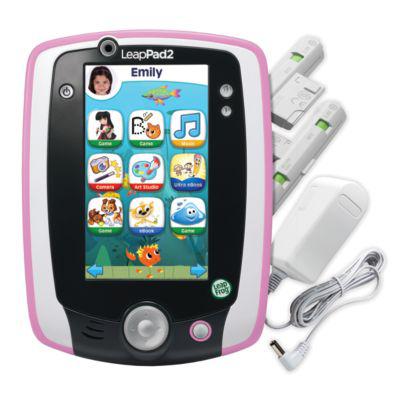 LeapFrog LeapPad2 Power Pink
