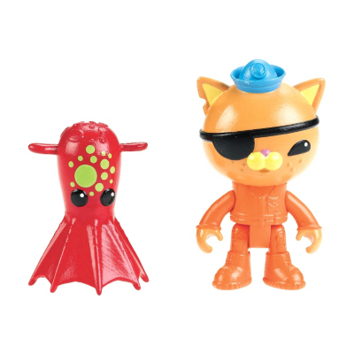 Octonauts Figure and Creature Pack