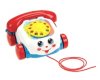 Fisher Price Chatter Phone - 77816 main view