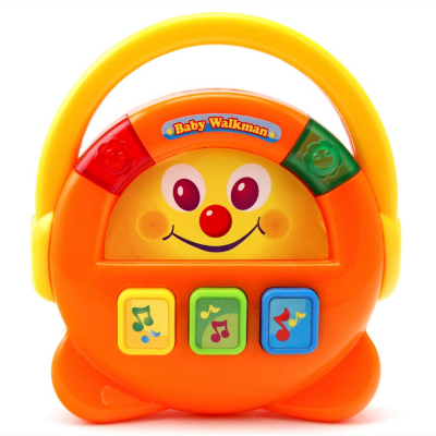 ASDA Play and Learn Musical Baby Walkman