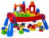 Mega Bloks Play and Go Table main view