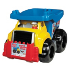 Mega Bloks Fill and Dump Truck - 00658U