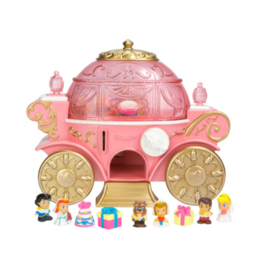 Squishy Toys Asda : Character Options Squinkies Disney Princess Coach Dispenser - - review, compare prices, buy online