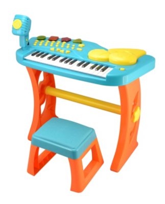 Kids Upright Keyboard Desk