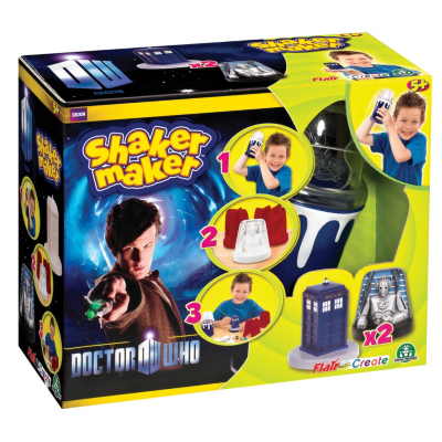 Doctor Who Classic Shaker Maker - 70684 70684