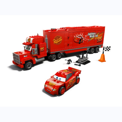 LEGO Cars Mack's Team Truck - 8486